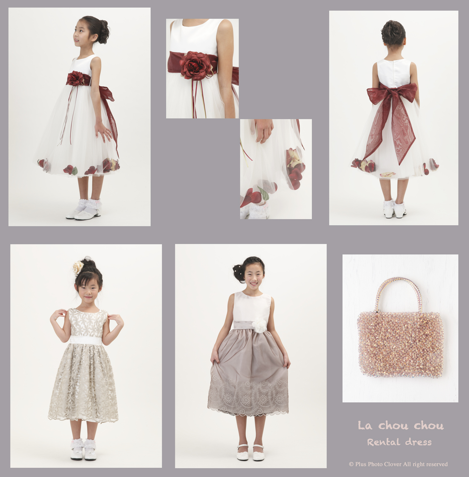 La chou chou rental dress
