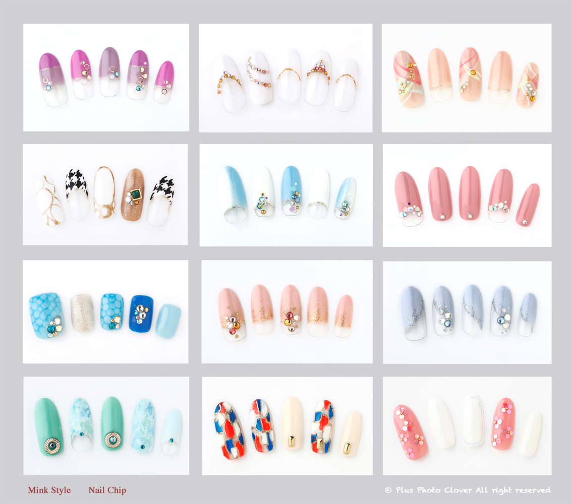 Mink Style Nail Chip